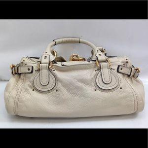 Authentic Ivory Chloe Paddington